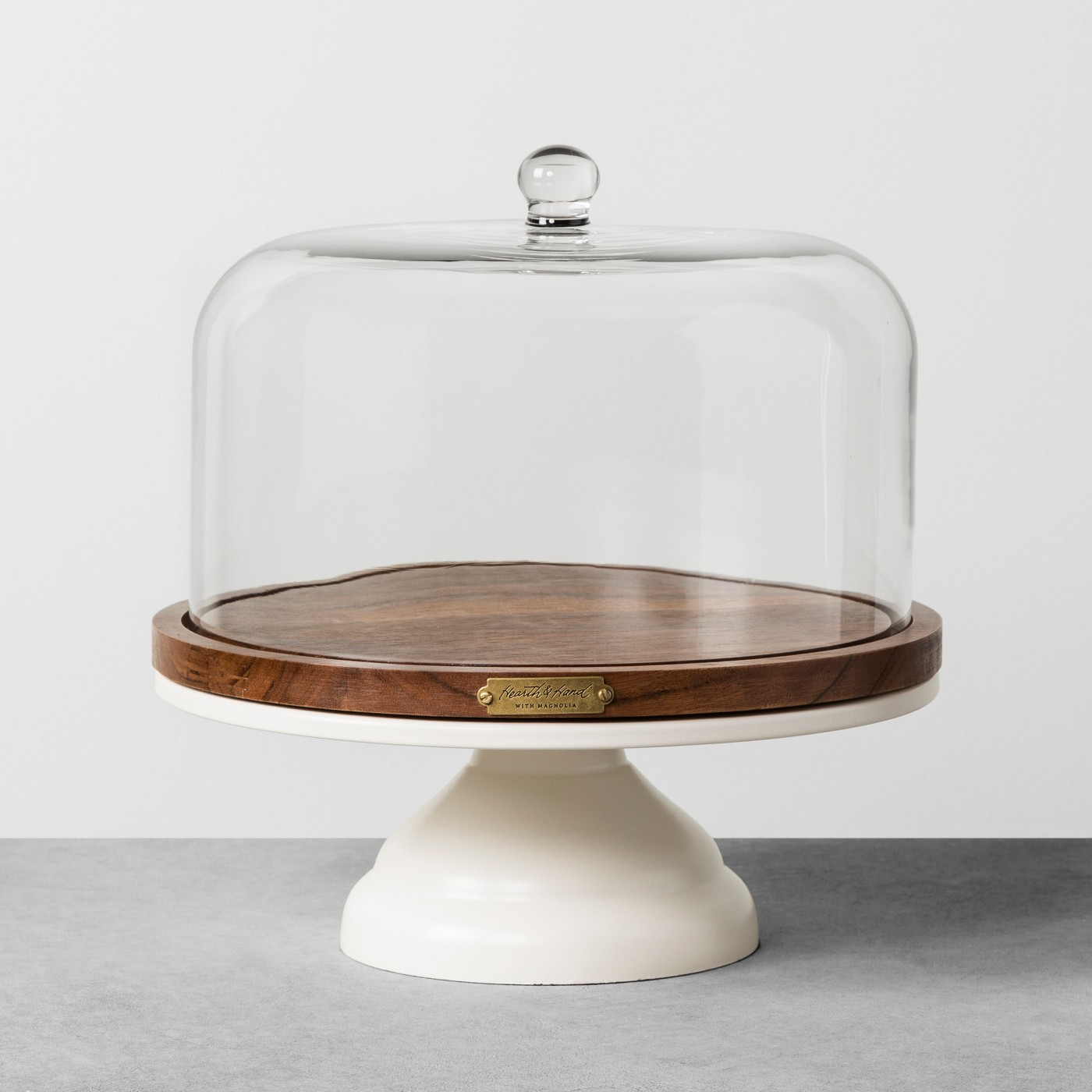 Hearth and Hand cake stand