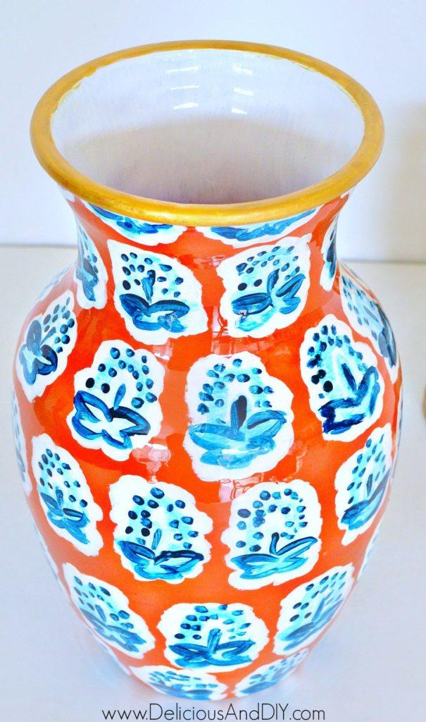 Upcycled Vase
