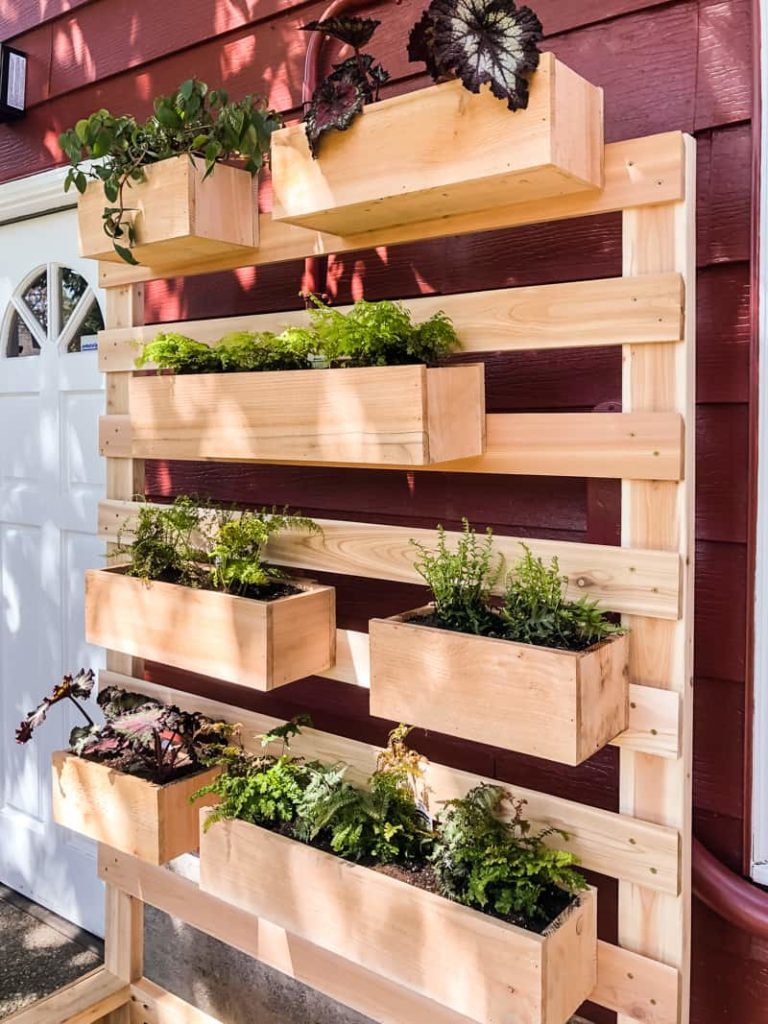 Outdoor DIY project
